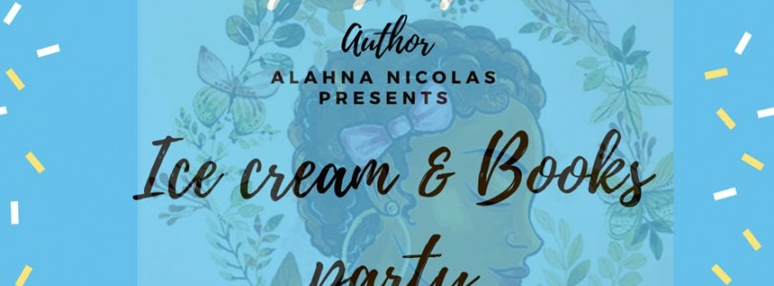 """Beautiful I Am""Ice Cream & Book Party"