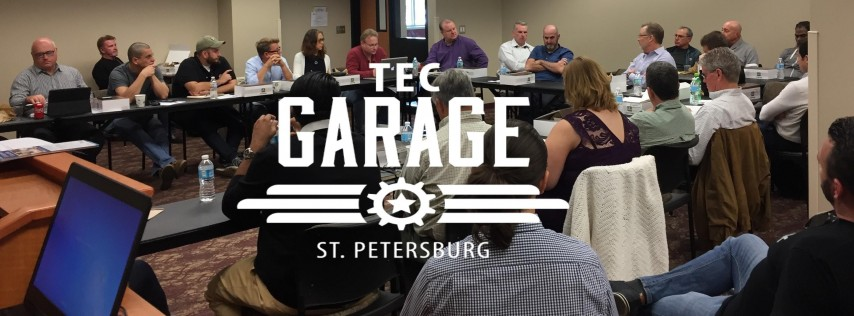 TEC Garage Catalyst Series JUNE 2018