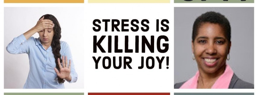 Stress is Killing your Joy!