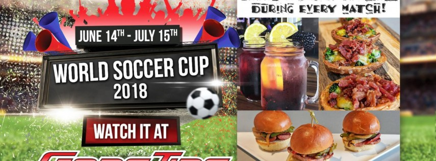 World Soccer Cup at GameTime