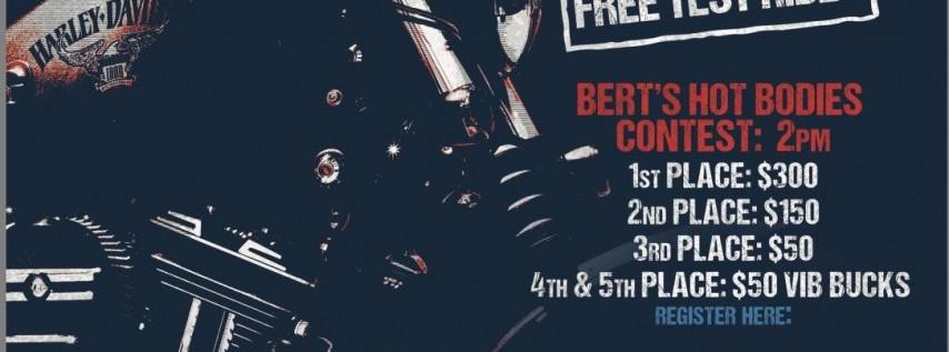 Bert's Red, White & Vroom Celebration