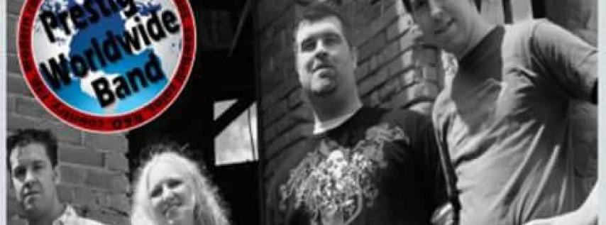 Mooney's On Military Presents The Prestige Worldwide Band