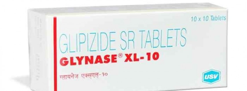 Buy Glynase XL 10mg Online, composition, Side effects