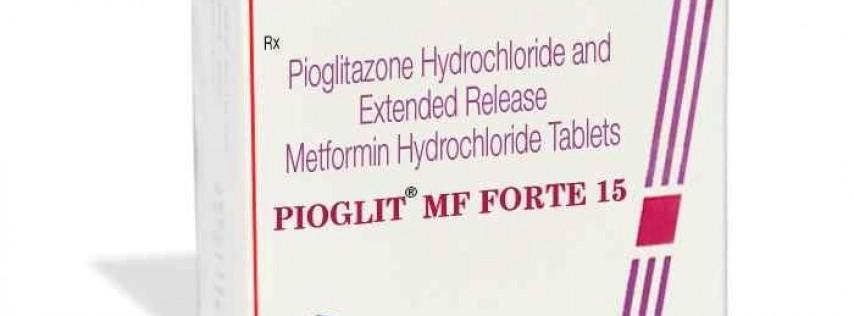 Buy Pioglit MF Forte Online, Uses, Price, Dosage