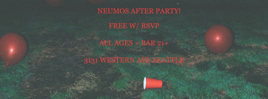 YOUGOOD? Neumos After Party