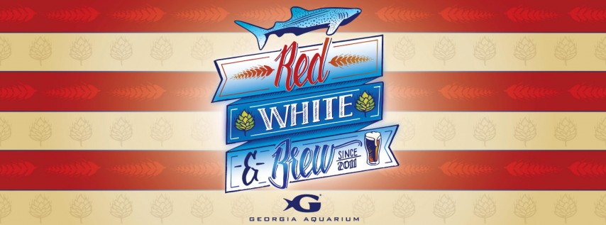 Red, White and Brew!