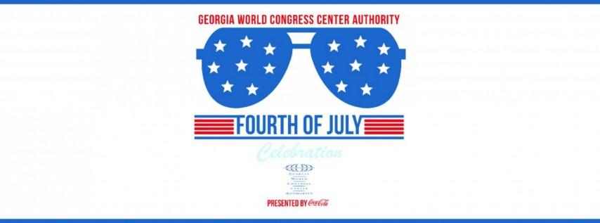 GWCCA Fourth of July Celebration