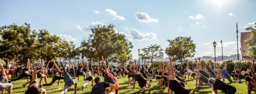 #TheSweatSessions: 25+ Fitness Classes Taught by NYC's Favorite Instructors at Meatpacking District's Free Fitness Series
