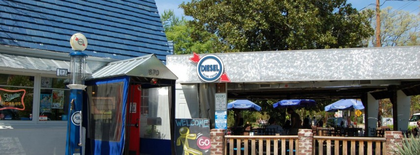 Diesel Filling Station Celebrates A Decade Of Decadence, Death Muffins And Drinks