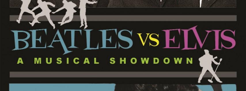 Beatles vs. Elvis – A Musical Showdown