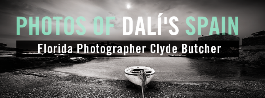 clyde butcher: visions of dali's spain