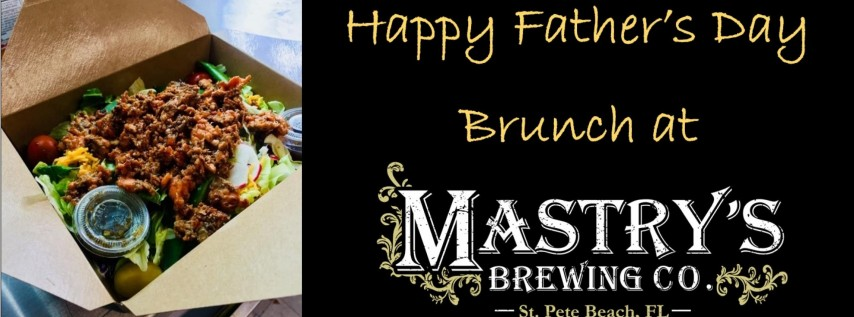 Father's Day Brunch at Mastry's