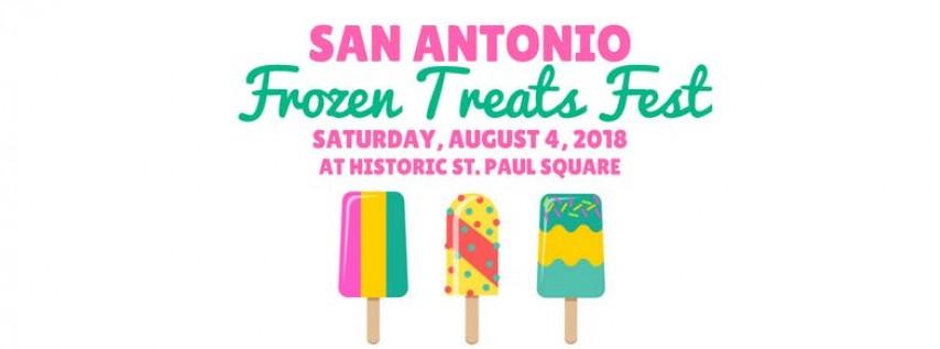 2nd Annual Frozen Treats Fest