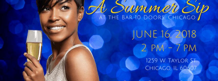 A Summer Sip At The Bar 10 Doors