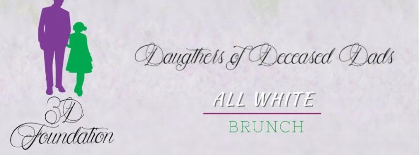 3D Foundation Presents: 3D All White Brunch