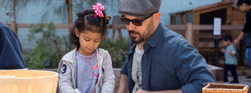 Family Garden Workshop: In Celebration of Father's Day