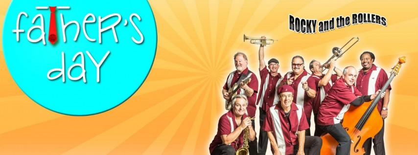 Father's Day with Rocky & The Rollers at Victory Casino Cruises