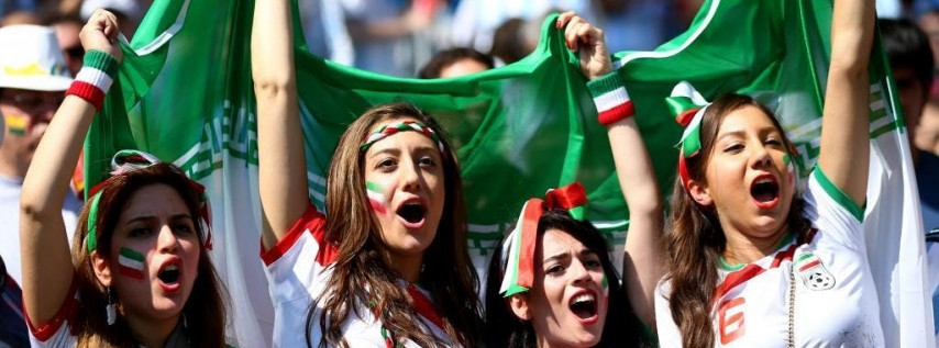 Iran World Cup Party
