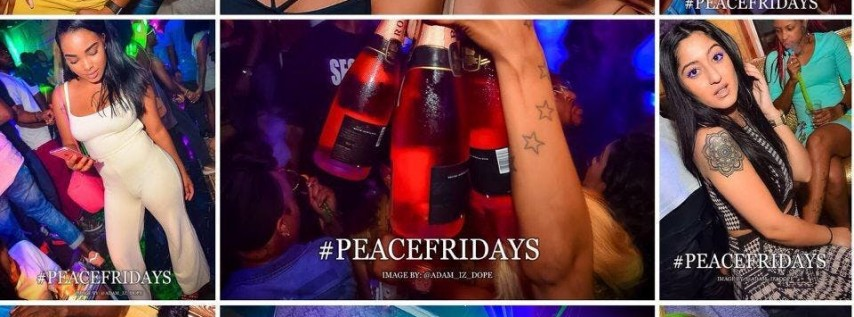 #PEACEFRIDAYS #1 Party In DC