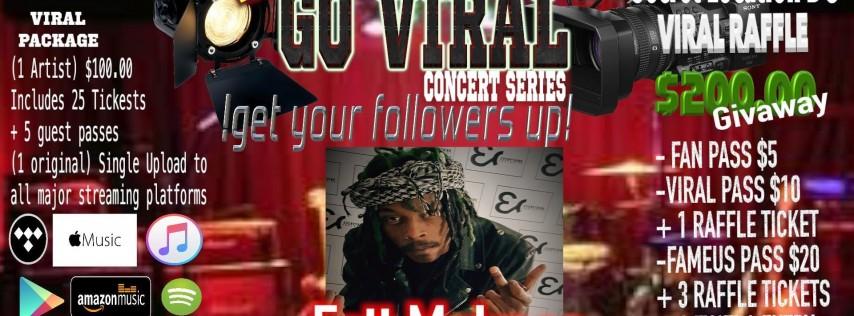 Lets go Viral Concert Series