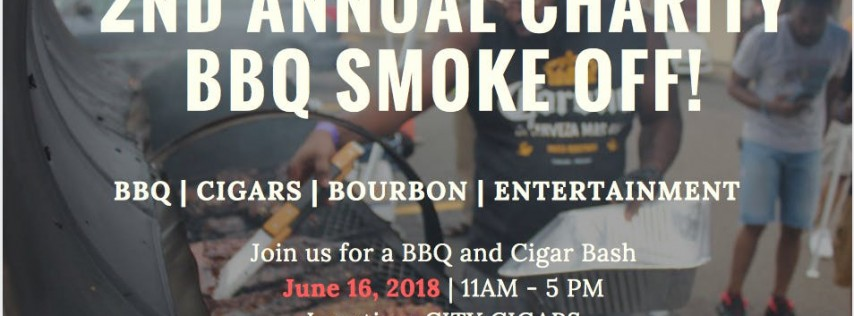E&J Promotions 2nd Annual BBQ Smoke Off