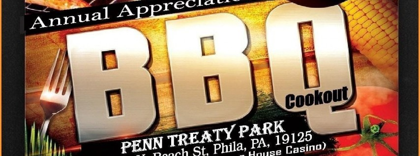 Free Everything Company Appreciation Day Cookout