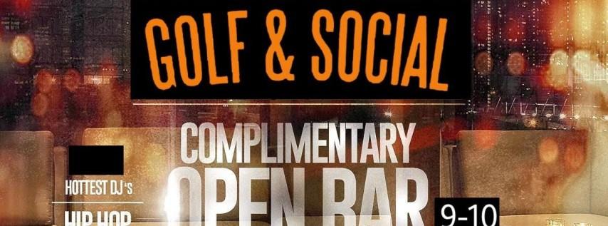 """""""Imperial Fridays"""" at Golf & Social"""