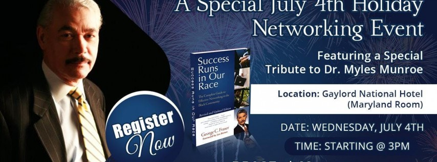 4th of July Networking Event