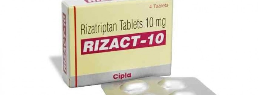 Buy Rizact 10mg Online, price, substitute, composition