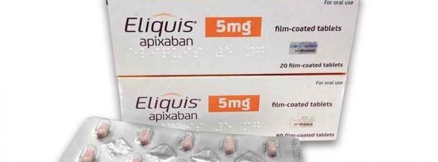 Buy Eliquis 5mg Online, Price, side effects, generic