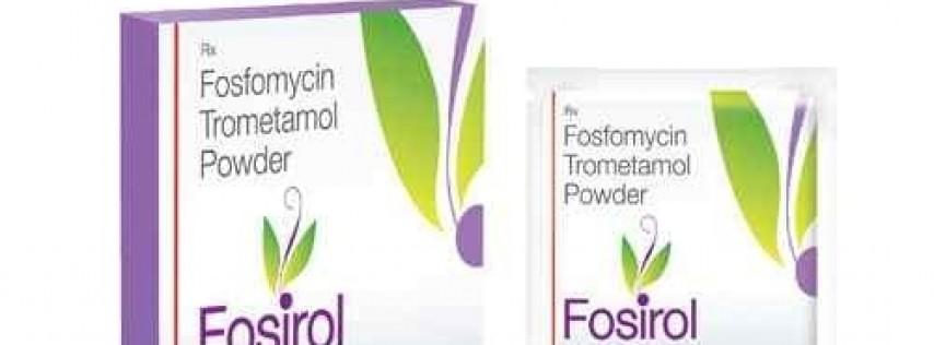 Buy Fosirol Powder 3g online, uses, sachet, price