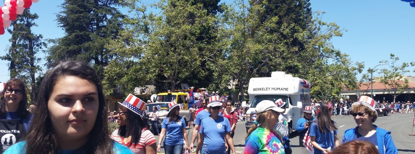 July 4th Piedmont Parade
