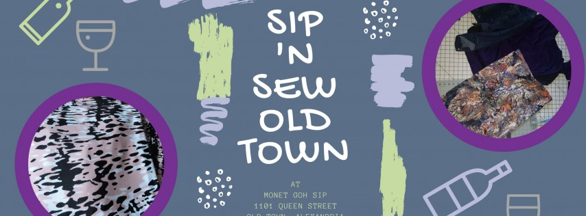Sip and Sew Father's Day Gifts: Bows, Ties and Handkerchiefs