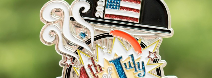 4th of July 5K -Charleston
