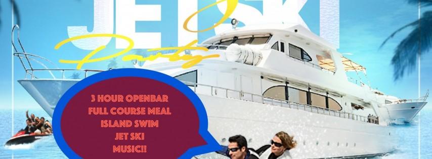 SouthBeach MegaLux Yacht & Jet ski Party