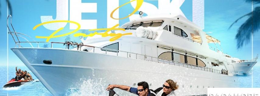 South Beach MegaLux Yacht & Jet Ski Party