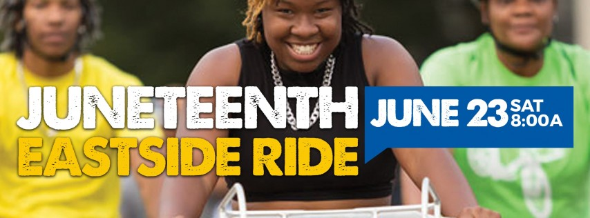 Juneteenth Eastside Ride