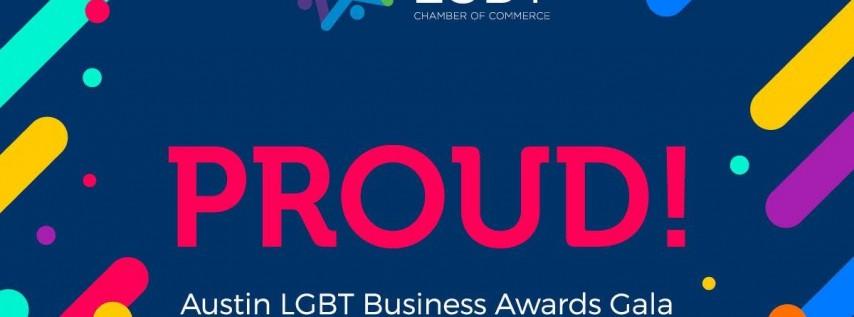 2018 PROUD! Gala & Austin LGBT Business Awards