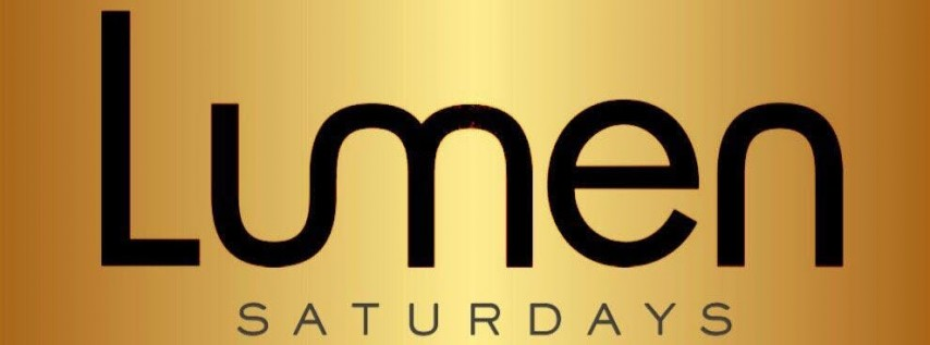 SATURDAY NIGHT @The LUMEN and CRIMSON Lounge (5020 KIRBY DR.)