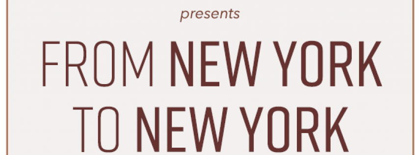 From New York to New York with Chefs Fortunato Nicotra & Adam Hill at Manzo at Eataly Flatiron
