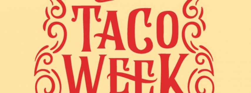 Tampa Taco Week