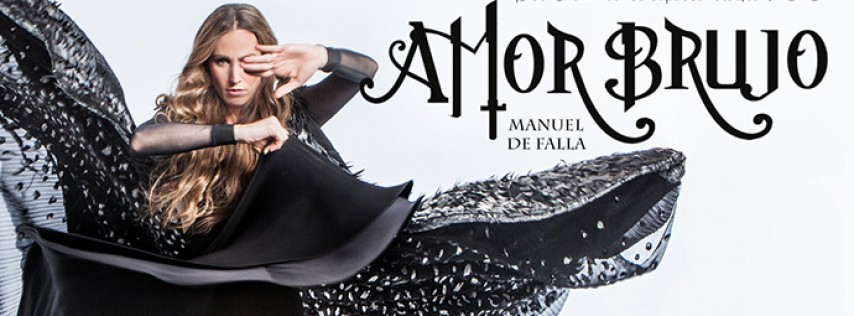Siudy Flamenco: Amor Brujo at Adrienne Arsht Center