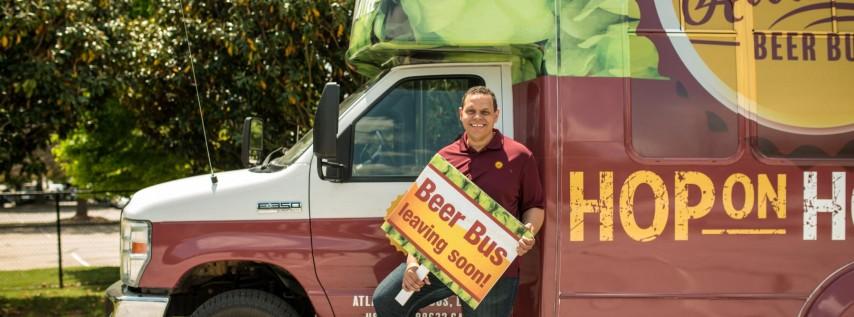 Atlanta Beer Bus Offers Sunday Funday BOGO Rides