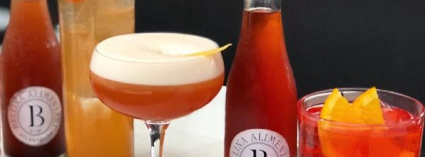 Bellina Alimentari's Grooves and Campari