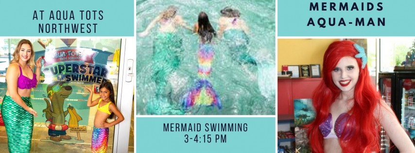 Mermaid Adventures Swim Fun