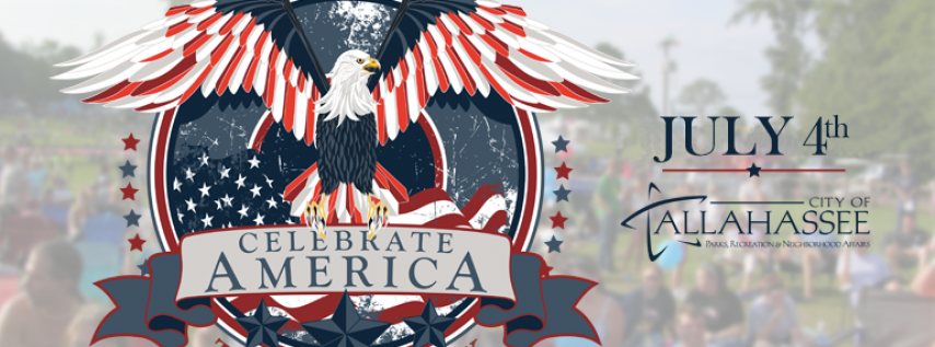 Celebrate America at Tom Brown Park