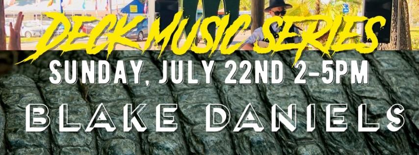Deck Music Series: Blake Daniels