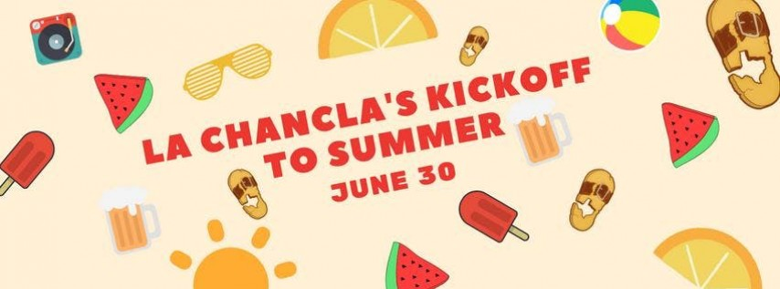 Busted Sandal's Kickoff to Summer Party!