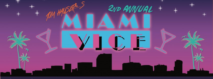 2nd Annual Miami Vice Theme Party, Benefiting BVB Dallas