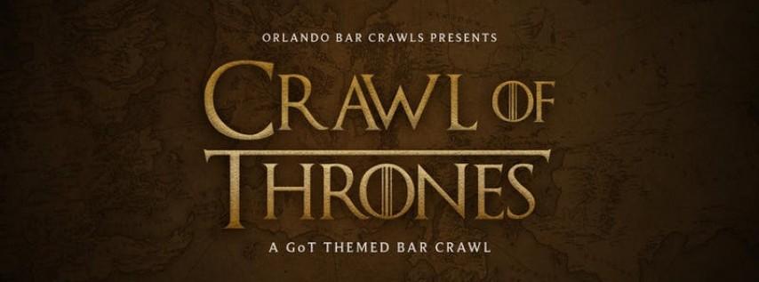 Crawl of Thrones